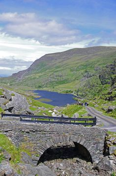 With it's winding roads and brilliant views the Gap of Dunloe is a must on any visit to Kerry.