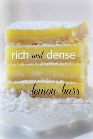 lemon bars, lemon squares, course salt, fresh lemon juice desserts, homemade lemon dessert, one bowl dessert