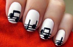 50 Easy Nail Designs | Cuded