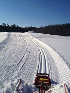 Cross country ski season at the University of New Hampshire! http://studyusa.com/