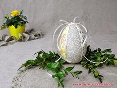 Милые сердцу штучки: Кинусайга: Пасхальные яйца. МК от Akademia Rękodzieła BOCIAN (Польша)