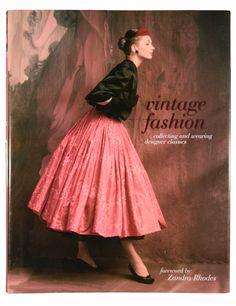 Vintage Fashion - full skirt