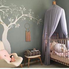 What a beautiful and calming place to sleep... Pic credit @_kawaii.pie_  #kidsinterior #kidsroom #kidsbedroom #childrensroom #childrensinteriors #kidsdecor #decor #kidsbedroominspiration #childrensbedroom #childrensspaces #girlsroom #girlsbedroom #interiorinspo #bedroom #interiors #roxyoxycreations