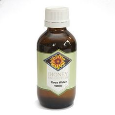 New Zealand Honey Collection Rose Water 100ml