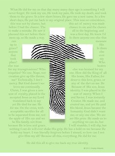 Identity in Christ by CNycole on Etsy, $14.50
