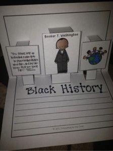 Writing Activities for Black History Month and a FREEBIE! - Education to the Core