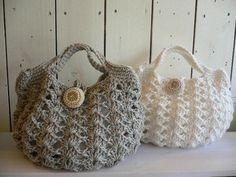 crochet purse by Ladybumblebee
