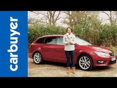 SEAT Leon ST estate 2014 review - Carbuyer