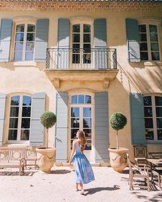 Habitually Chic® » Chic in Avignon: Le Mas des Poiriers