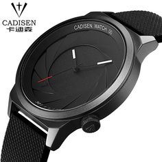 2018 CADISEN Famous Brand Black Silicone Srtap Men Sport Wristwatch Fashion Super Thin Dial Watch Male Clock Relogio Masculino. Yesterday's price: US $215.30 (174.89 EUR). Today's price: US $21.53 (17.49 EUR). Discount: 90%.