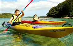 Kayak around the bays of Stewart Island - a Must-Do for Kiwis!