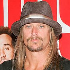 Kid Rock rocks hard !