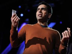 "Salman Khan talks about how and why he created the remarkable Khan Academy, a carefully structured series of educational videos offering complete curricula in math and, now, other subjects. He shows the power of interactive exercises, and calls for teachers to consider flipping the traditional classroom script -- give students video lectures to watch at home, and do ""homework"" in the classroom with the teacher available to help."