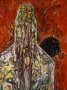 Painting from Abarat III Absolute Midnight: Clive Barker