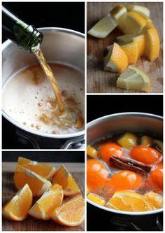 cidre aux épices