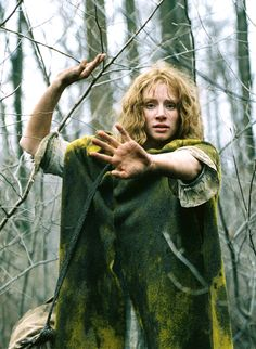 the village (2006) ~ Bryce Dallas Howard as Ivy Elizabeth Walker ~ totally blind & yet risking EVERYTHING ~ for LOVE.