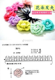 Best 12 – Page 451274825161900797 - Her Crochet Crochet Bow Pattern, Crochet Leaf Patterns, Crochet Bows, Crochet Butterfly, Crochet Leaves, Crochet Motifs, Crochet Diagram, Crochet Crafts, Crochet Doilies