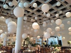 Balões são a nova tendência na decoração de casamentos | Noivas & Noivos