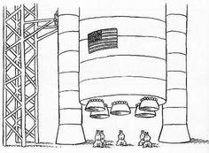 Death by Shuttle Launch