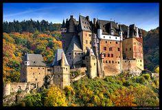 Burg Eltz Castle - Wierschem,
