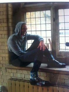 Jaguar Film International Distribution, Jamie Campbell Bower photographed by Jessie Craig. Jamie Campbell Bower, Sweeney Todd, The Mortal Instruments, Christopher Marlowe, Gellert Grindelwald, Harry Potter, Matt Healy, Tyler Blackburn, Alex Turner