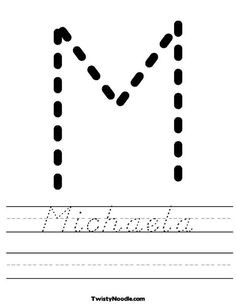What a great way to teach kids how to write their name! You can change the letters and the words! I love this!!!