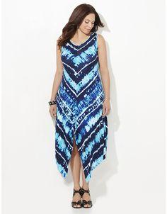 Open Skies Maxi Dress | Catherines