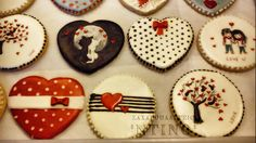 set of hearts | Cookie Connection