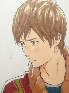 Twitter / EISAKUSAKU : 髪型ほめたらテレる彼。 ...