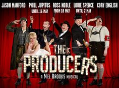 """June 3, 2001 Mel Brooks' musical comedy """"The Producers"""" won a record 12 Tony Awards. 
