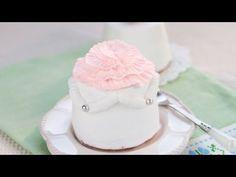▶ 【スイーツレシピ】カーネーションケーキ Carnation cake - YouTube