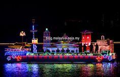 Melaka Tourism Float