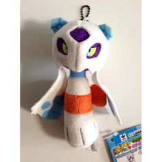 Pokemon 2014 Banpresto UFO Game Catcher Prize My Pokemon Collection Series Froslass Plush Keychain