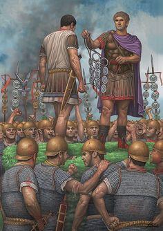 Decorazione romana