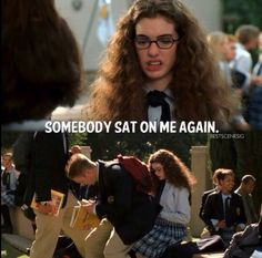From princess diaries 1