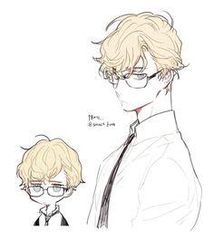 Trash 新 ドラゴン anime boy drawing, cute boy drawing, anime art, anime style Art Reference Poses, Drawing Reference, Hair Reference, Cute Anime Boy, Anime Guys, Anime Style, Art Sketches, Art Drawings, Handsome Anime