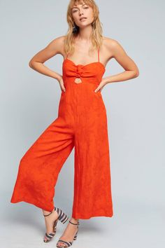 Shop the Tropicale Jumpsuit and more Anthropologie at Anthropologie today. Read customer reviews, discover product details and more.