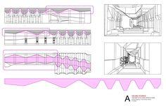 asymptote architecture   alessi flagship slideshow