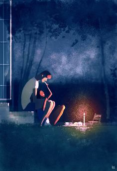 Breakfast at two. by PascalCampion.deviantart.com on @deviantART