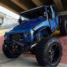off road truck bad ass Auto Jeep, Jeep 4x4, Cj Jeep, Jeep Rubicon, Jeep Cars, Jeep Truck, Jeep Wrangler Unlimited, Big Trucks, Cool Trucks