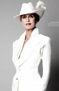 lauren hutton tailoring for hours - Google Search