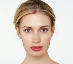 Model with barely there makeup | Expert tips for fresh, flawless makeup that looks, well, like you're not wearing makeup.