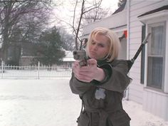 Geena Davis as Charlie Baltimore Action Film, Action Movies, The Long Kiss Goodnight, Shane Black, Longest Kiss, Geena Davis, Movie List, Blondes, Baltimore