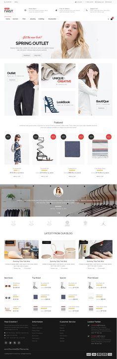 Buy NastCreative - Multipurpose Responsive OpenCart Theme by on ThemeForest. Looking a buyer for My Approved PSD Overview NastCreative – Multipurpose Responsive OpenCart Themes is a the best des. Website Themes, Fashion 2015, Ecommerce, Best Sellers, Cool Designs, Design Ideas, Template, Layout, Store