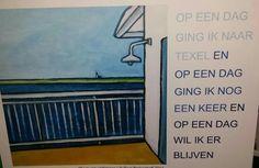 Jaaaa! Texel 💙