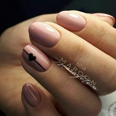 Love this nail shape!