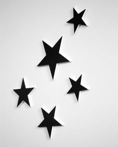 Lot stickers enfant - Etoiles x 5