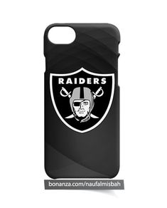 Oakland Raiders iPhone 5 5s 5c 6 6s 7 + Plus 8 Case Cover - Cases, Covers & Skins