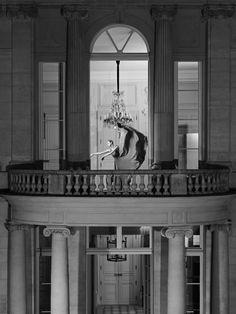 Paris, Saint Laurent / The Couture House