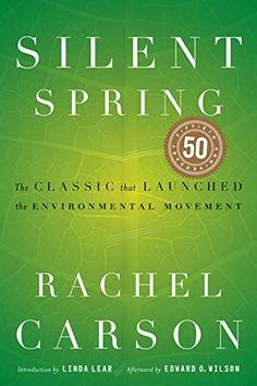 Silent Spring: Amazon.de: Rachel Carson, Edward O. Wilson, Linda Lear: Fremdsprachige Bücher